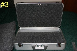 Thompson Center Encore 7mm-08 Pistol Case Padding