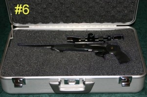 Thompson Center Encore 7mm-08 Pistol Case Fitting