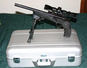 Thompson Center Encore 7mm-08 Pistol Case