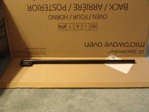 Find a big enough piece of cardboard