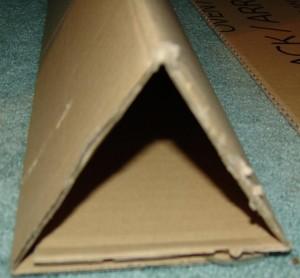 Form a tube
